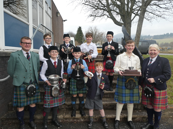 Vale of Athol Solos